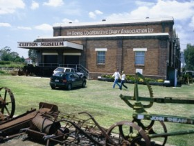 Clifton Historical Museum