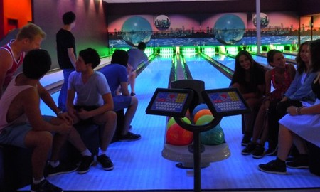 Tenpin City - Attractions