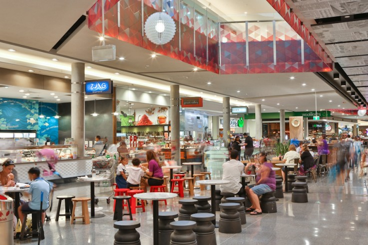 Stockland Merrylands - Attractions