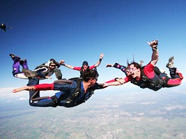 Skydive Maitland - Attractions
