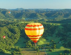 Byron Bay Ballooning - Attractions