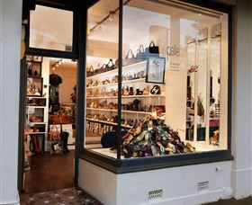 Pelle Recycled Designer Footwear - Attractions