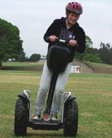 Segway Tours Australia - Attractions