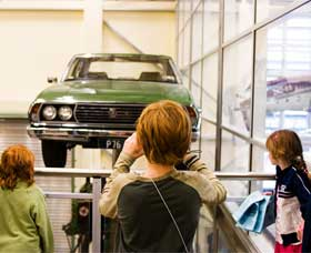 Powerhouse Discovery Centre - Attractions