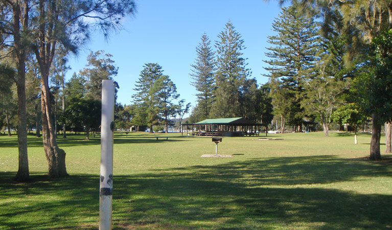 The Basin picnic area - Attractions