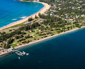 Palm Beach Golf Course - Attractions