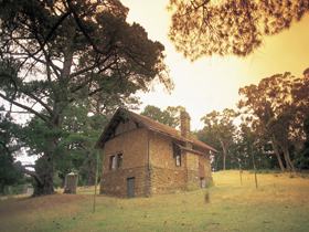 Heysen - The Cedars - Attractions