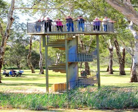 Darling and Murray River Junction and Viewing Tower - Attractions