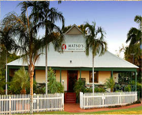 Matsos Broome Brewery and Restaurant - Attractions