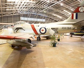 Australian Aviation Heritage Centre - Attractions