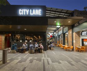 City Lane Townsville