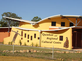 The Quinkan and Regional Cultural Centre