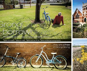 Grong Grong Borrow Bikes - Attractions