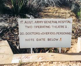 Army General Hospital Site