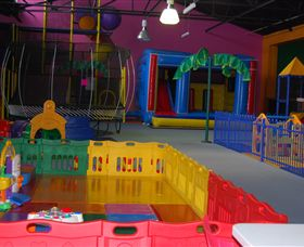 Funbugs Playhouse - Attractions