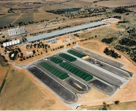 Co-operative Bulk Handling (CBH) Wheat Storage and Transfer Depot