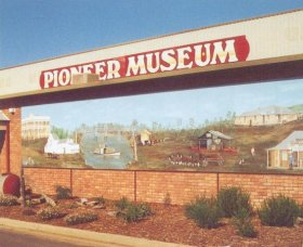 Pioneer Museum - Attractions