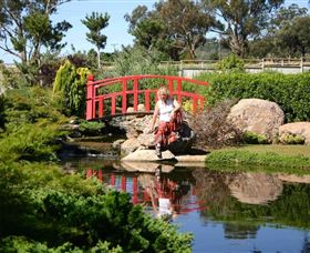 Wellington Osawano Japanese Gardens - Attractions