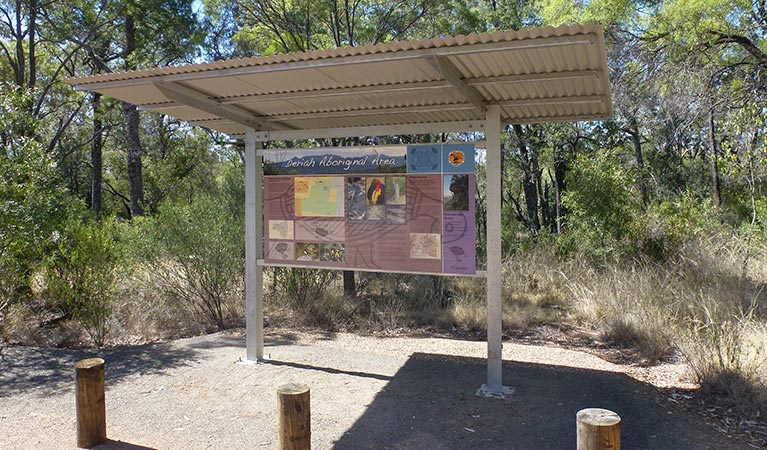 Deriah Aboriginal Information Bay - Attractions