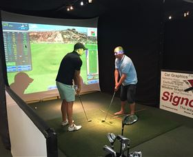 GolfTec - Attractions