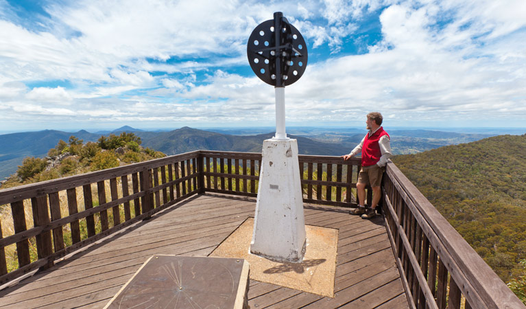 Mount Kaputar summit walk - Attractions