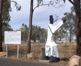The Henty Man