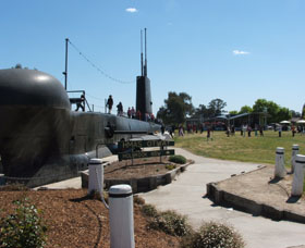 Holbrook Submarine Museum - Attractions