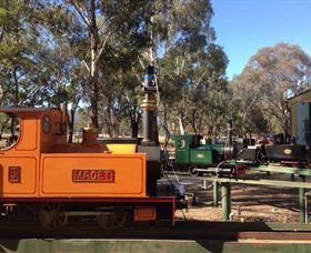 Mudgee Miniature Railway - Attractions