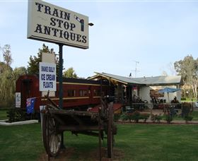 Train Stop Antiques - Attractions