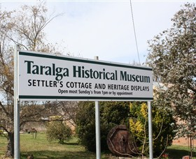 Taralga Historical Society Museum - Attractions