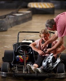 Grand Prix Karting - Attractions