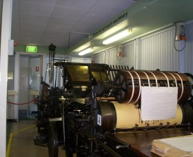 Queanbeyan Printing Museum - Attractions