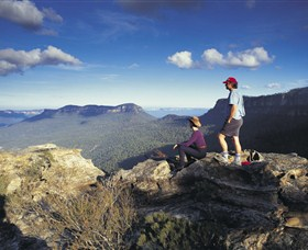 Blue Mountains National Park - National Pass - Attractions