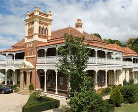 Langford Homestead - Attractions