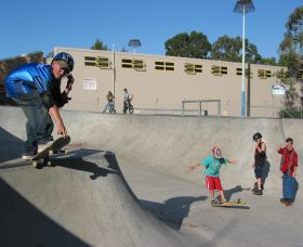 Goulburn Skate Park - Attractions
