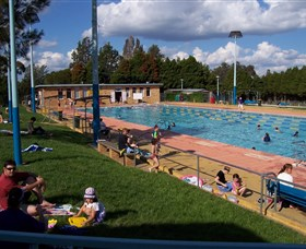 Goulburn Aquatic and Leisure Centre - Attractions