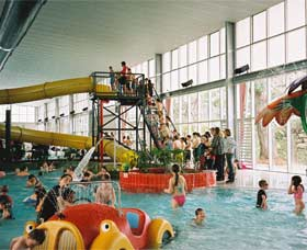 Springwood Aquatic and Fitness Centre - Attractions
