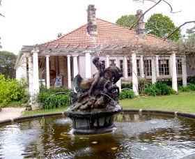 Norman Lindsay Gallery - Attractions