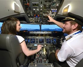 737Jet Flight Simulator Experience