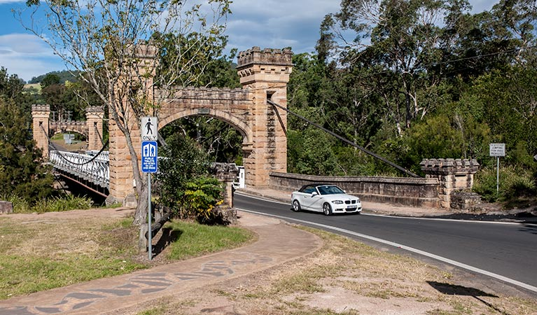 Coast to the Highlands scenic drive  Kangaroo Valley - Attractions