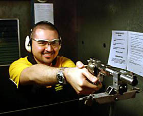 Lone Ranges Shooting Complex - Attractions