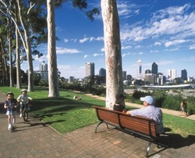 Kings Park and Botanic Garden - Attractions