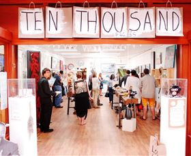 Ten Thousand Paces Gallery - Attractions