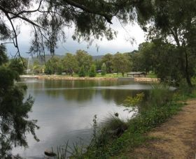 Lake Alexandra Reserve - Attractions