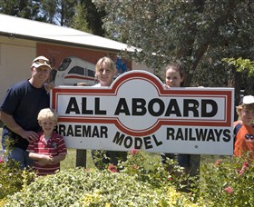 All Aboard Braemar Model Railways