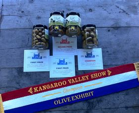 Kangaroo Valley Olives
