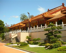 Chung Tian Temple - Attractions