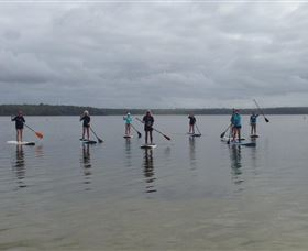 Sussex Inlet Stand Up Paddle