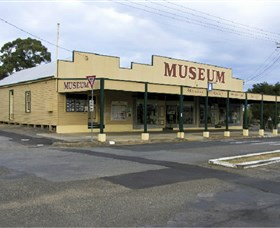 Manning Valley Historical Society and Museum - Attractions