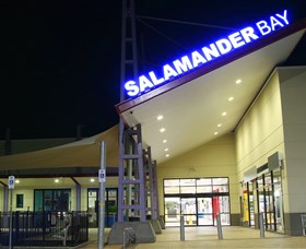 Salamander Shopping Centre - Attractions